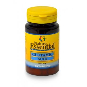Ácido Glutámico 500 Mg.
