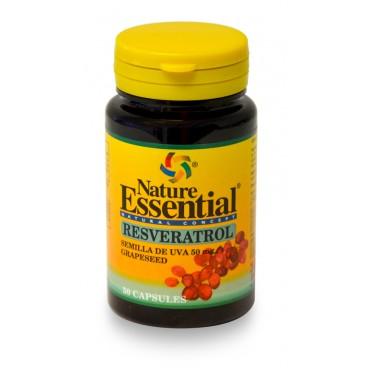 Semillas de Uva (Extracto Seco) 50 Mg.
