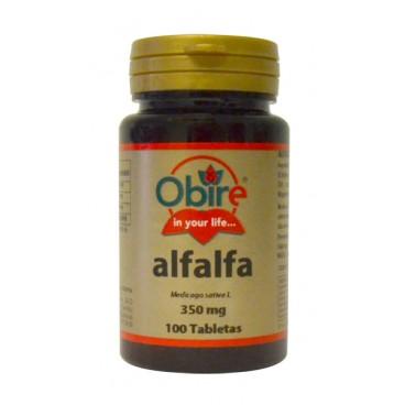 Alfalfa 350 Mg.