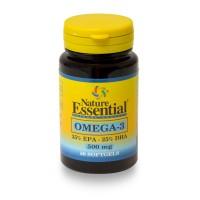 Omega 3 (EPA 35% y DHA 25%) 500 Mg.