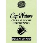 Café Expresso Descafeinado Cápsulas