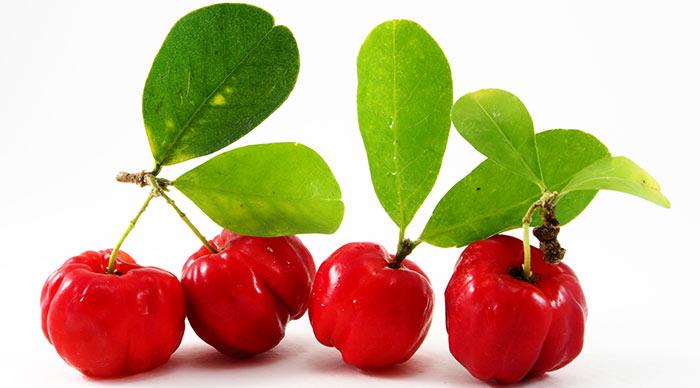acérola ingrédient naturel beauté
